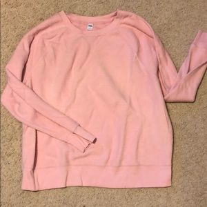 Cozy old navy sweatshirt